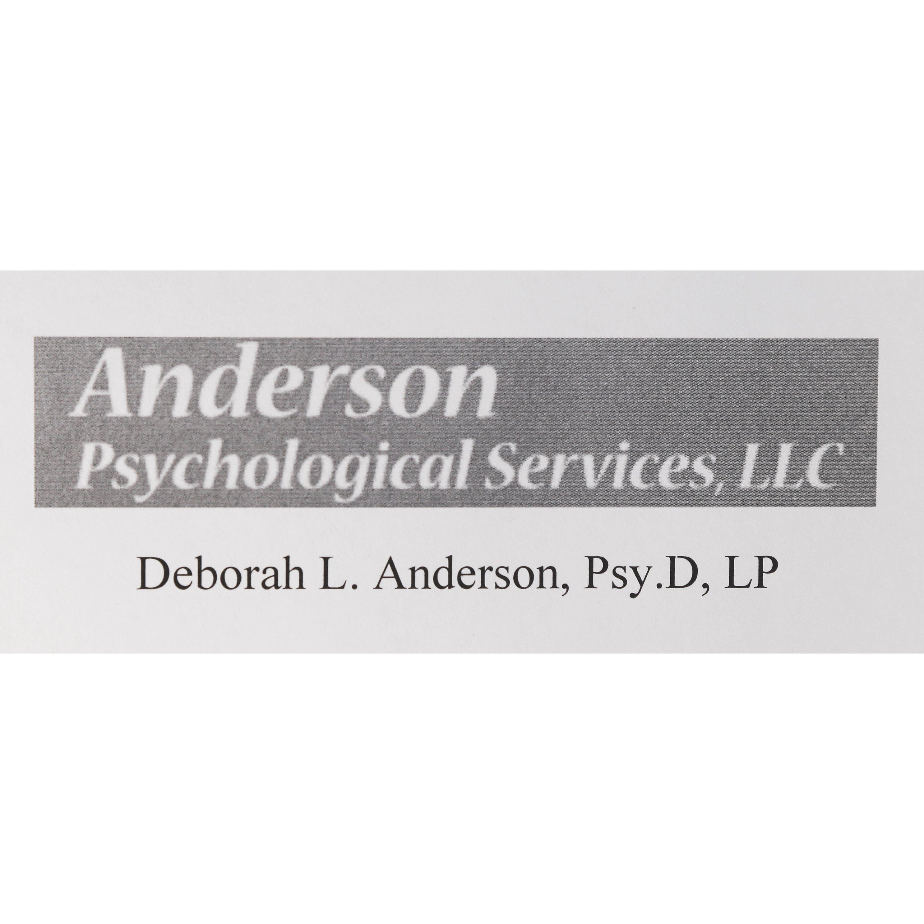Anderson Psychological Services, LLC