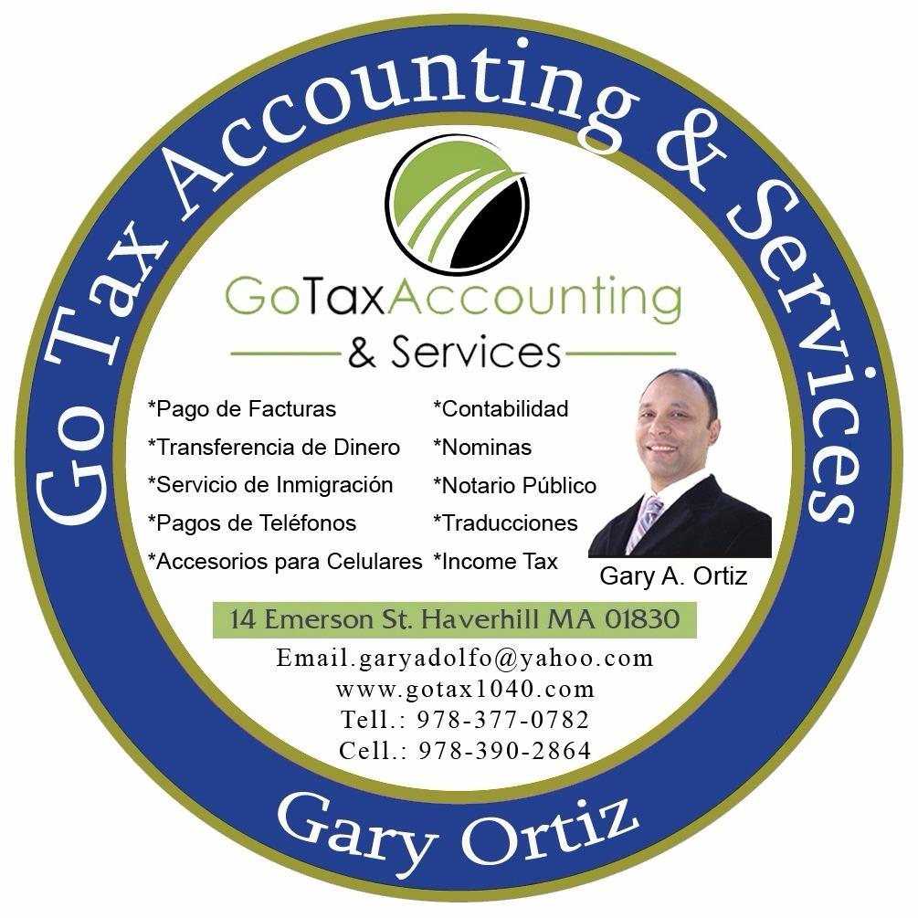 Accounting: Go Tax Accounting & Services Inc, Haverhill Massachusetts
