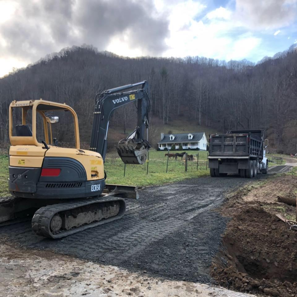 Austin Grading and Land Management LLC - Burnsville, NC 28714 - (828)284-6182 | ShowMeLocal.com