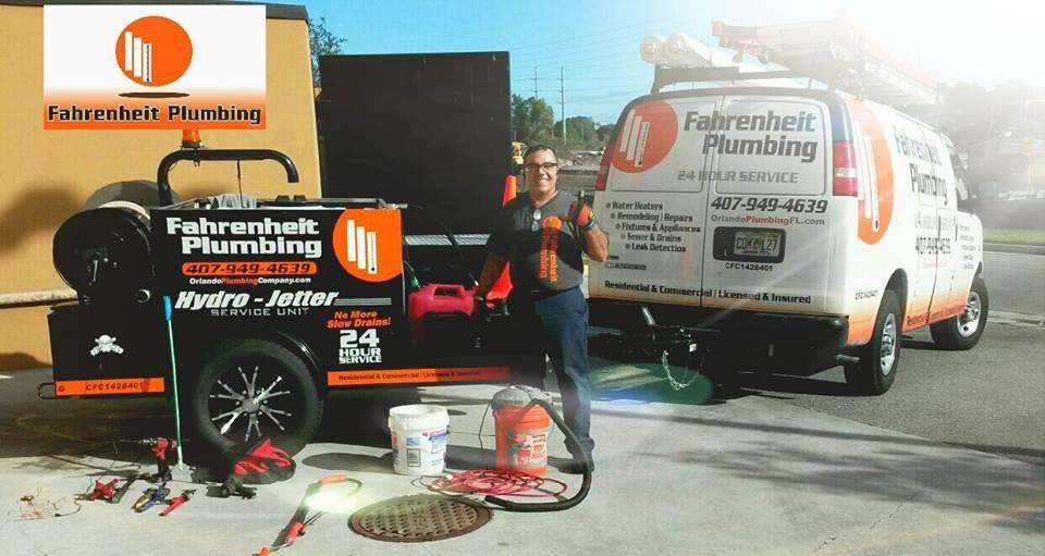 Fahrenheit Plumbing Orlando Florida Fl Localdatabase Com