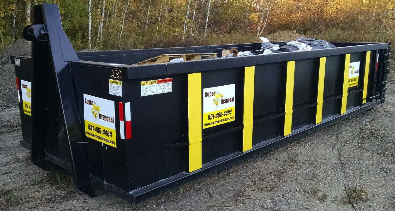 Super Bee Disposal Mn Junk Removal Trash Pickup