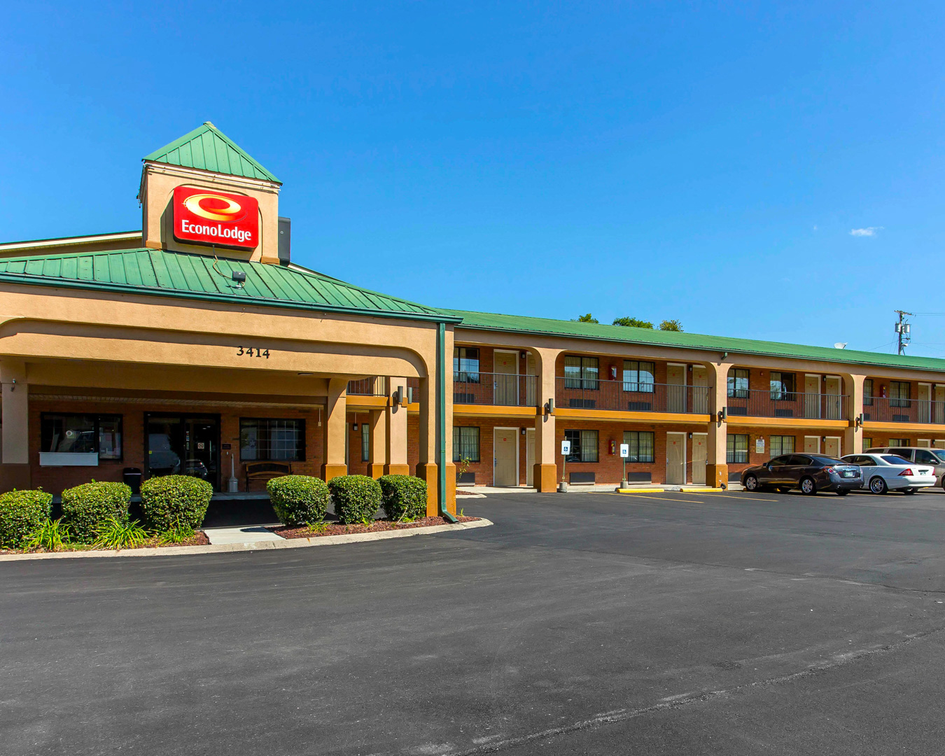 Econo Lodge  Nashville Tennessee  Tn