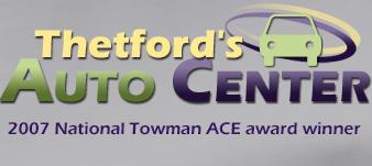 Thetford's Auto Center