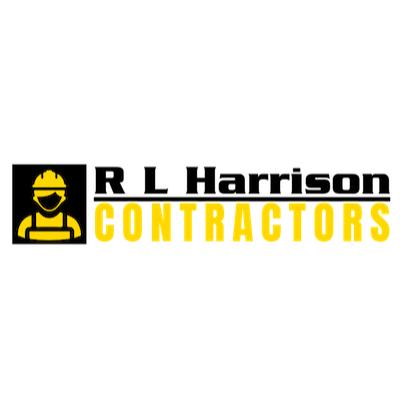 R L Harrison Contractors Logo