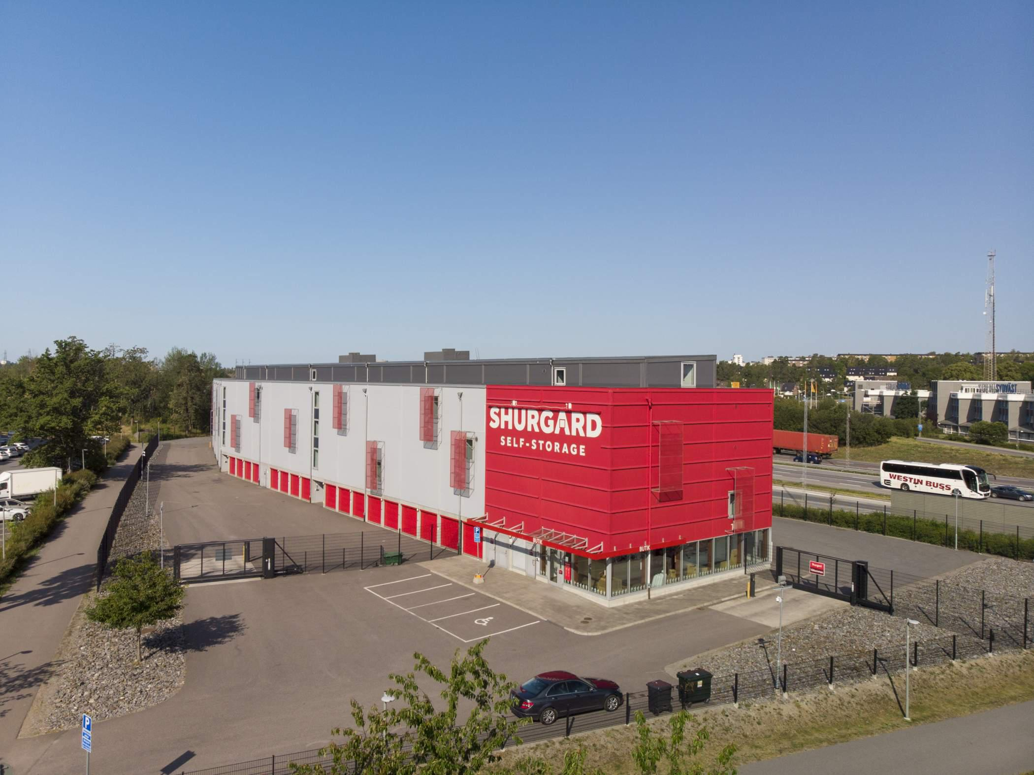 Shurgard Self-Storage Hägersten