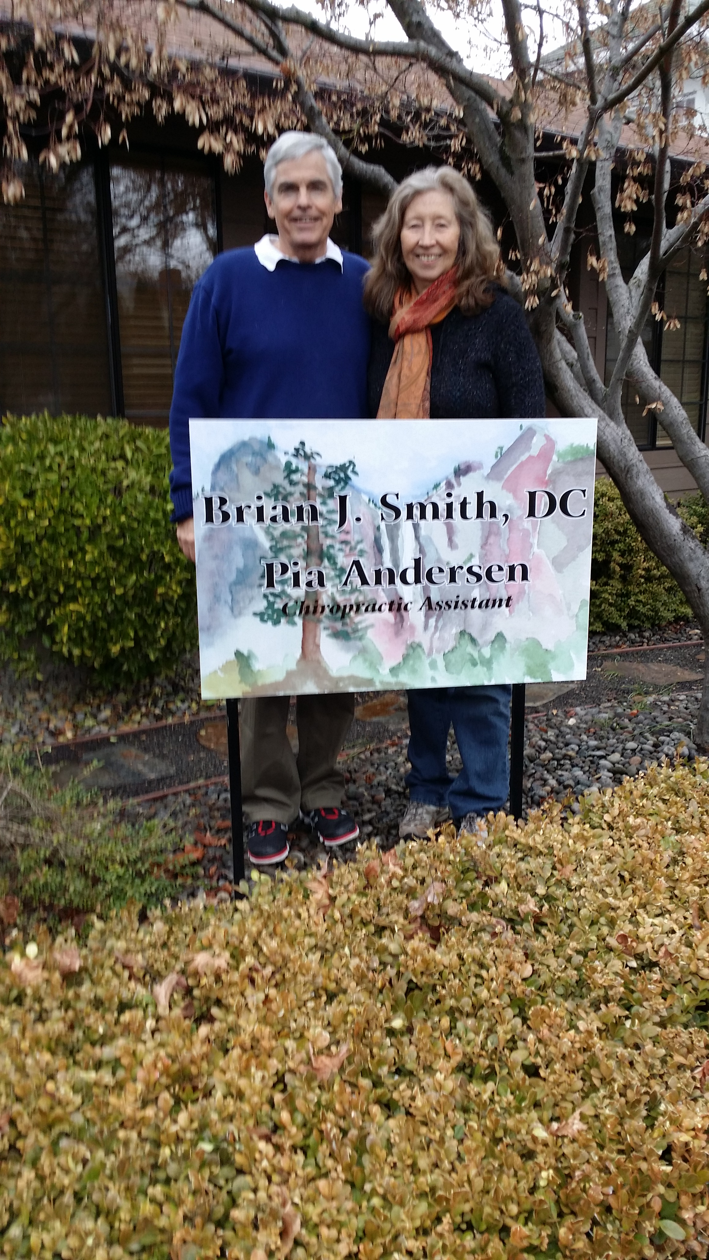 Brian J Smith, Dc