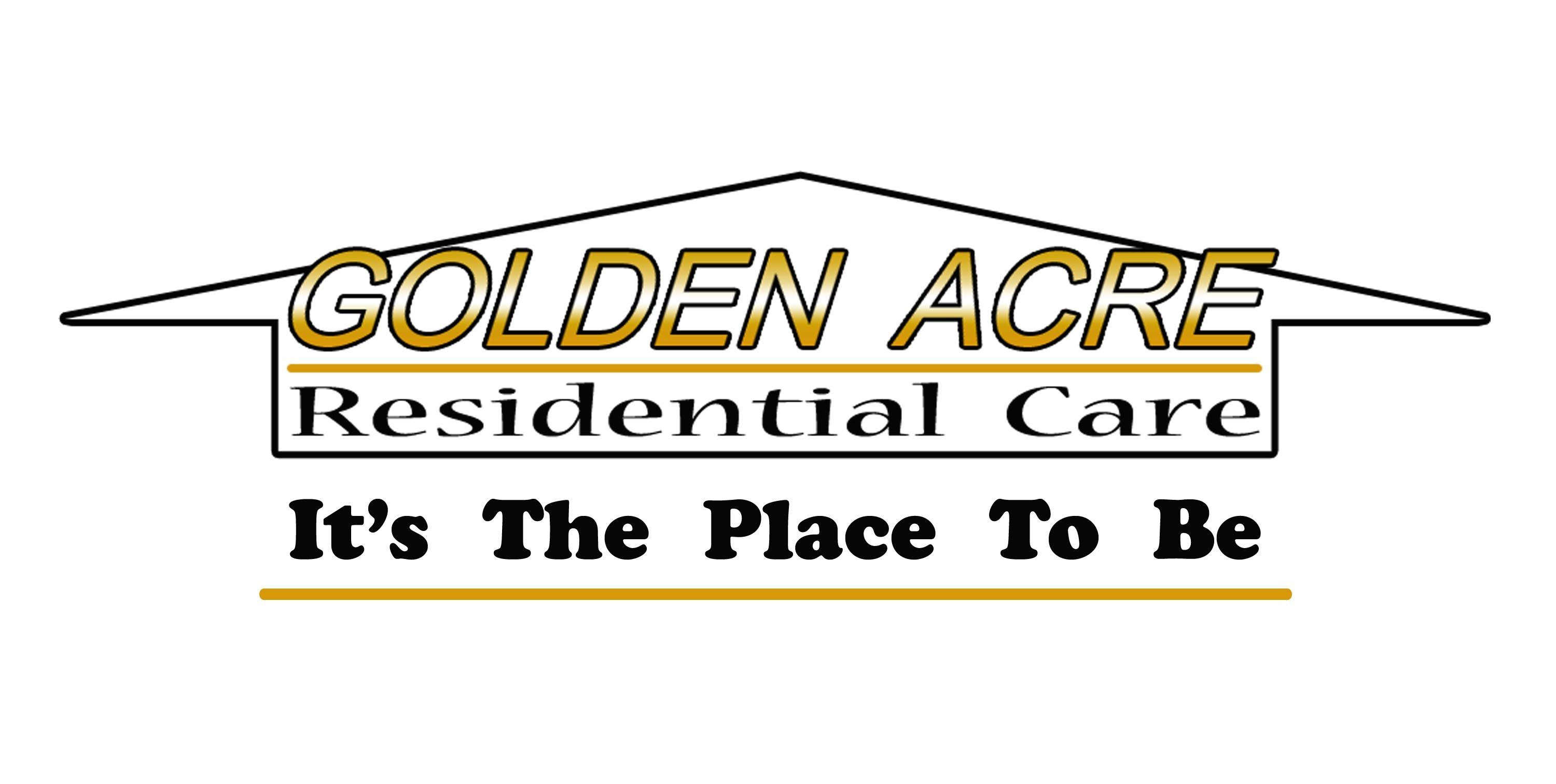 Golden Acre Residential Care - ad image