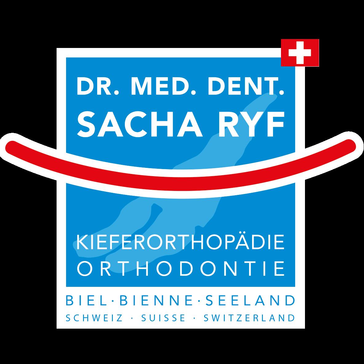 Dr. med. dent. Sacha Ryf, Fachzahnarzt für Kieferorthopädie (CH)