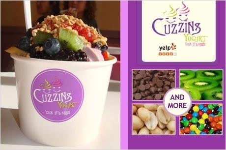 Cuzzins Yogurt image 1