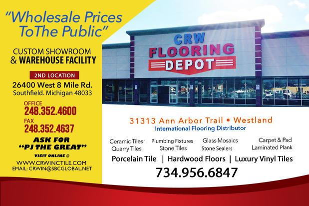Crw Inc O A Crw Flooring Depot In Westland 31313 Ann