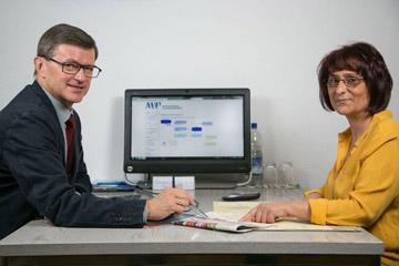 Kundenbild groß 1 AVP Berlin Arbeitsvermittlung & Personalberatung Dr. Blisse