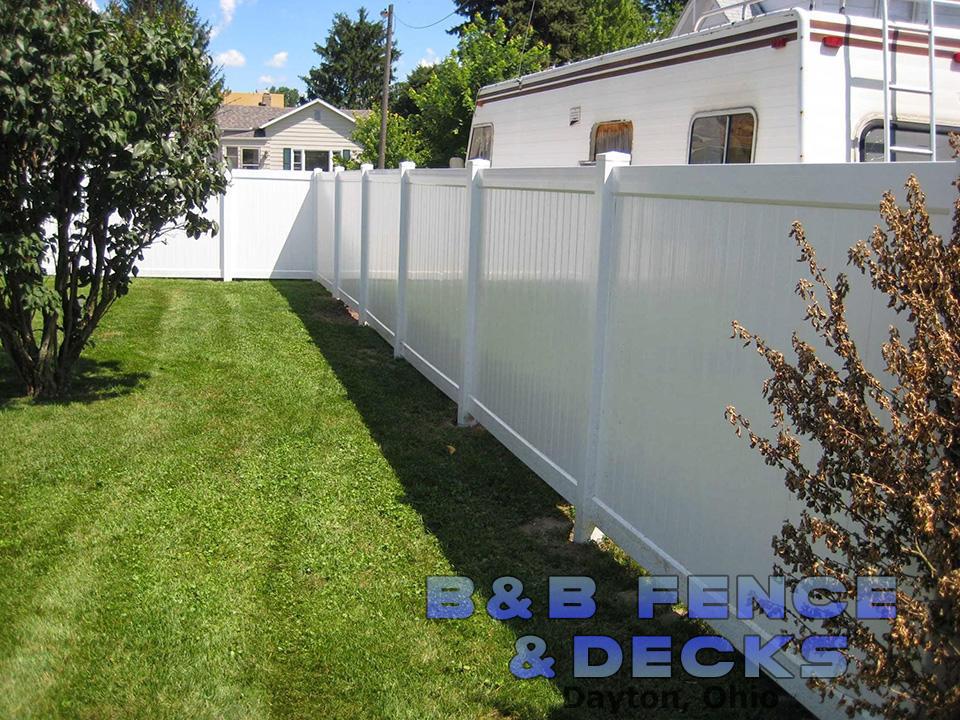 B Amp B Fence Amp Decks Llc In Dayton Oh 45424