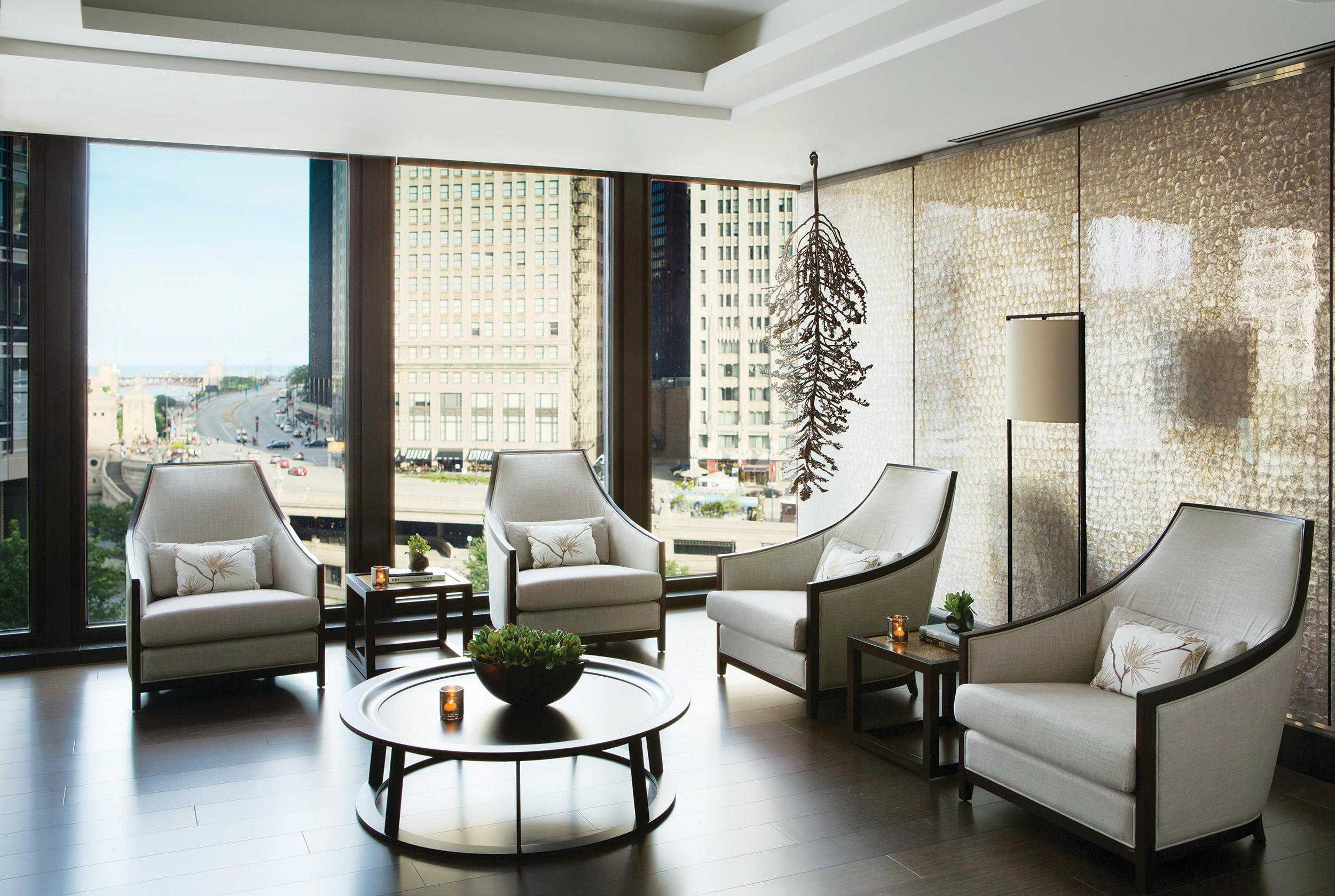 Chuan Spa at The Langham, Chicago