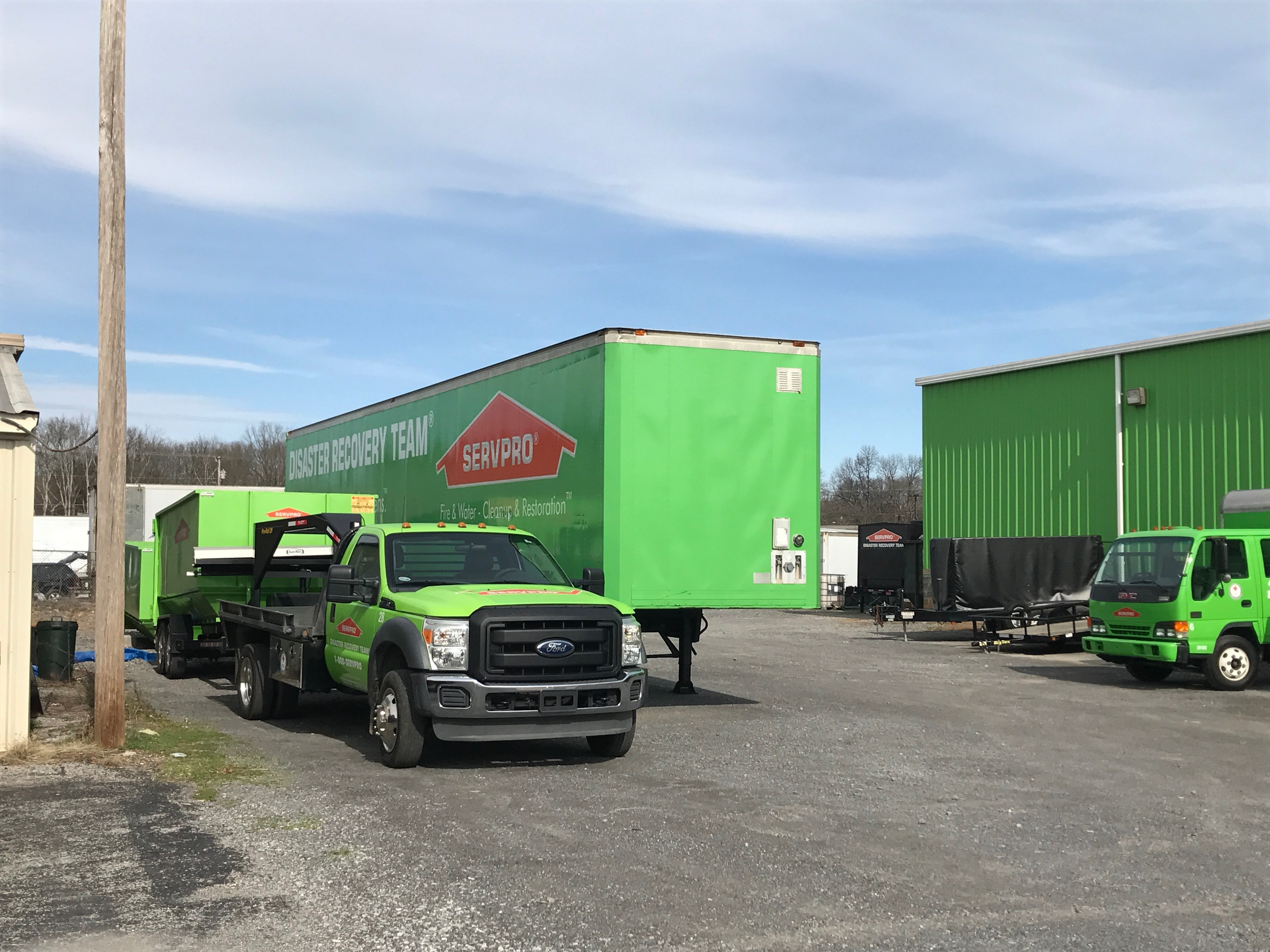 Servpro Of Bradley County Chattanooga Tennessee Tn