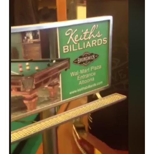 Keith's Brunswick Billiards