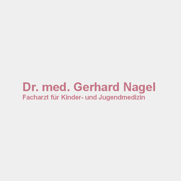 Bild zu Facharzt für Kinder- und Jugendmedizin Dr. med. Gerhard Nagel in Forchheim in Oberfranken