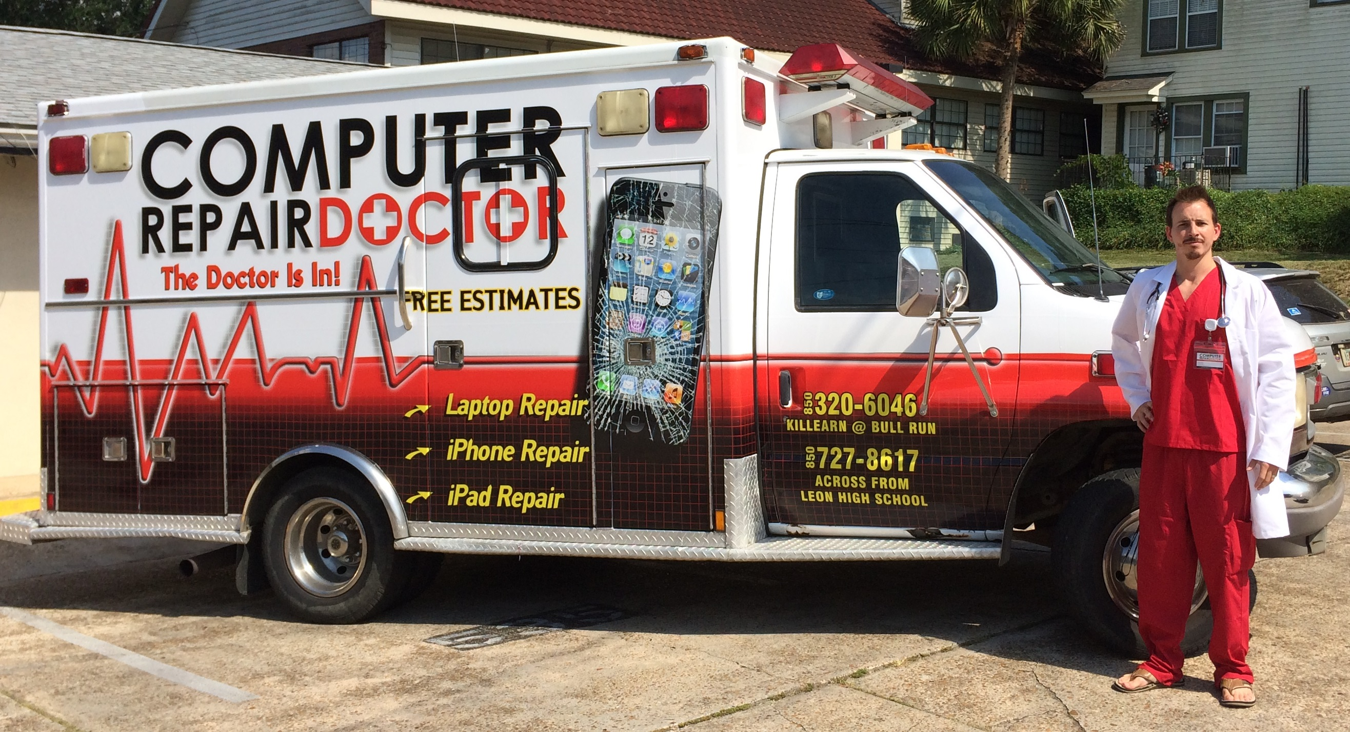 iphone repair tallahassee fl computer repair doctor in la 318 805 5 15400