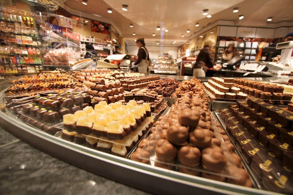 Charlie's Chocolates