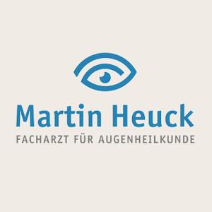 Augenarzt Martin Heuck