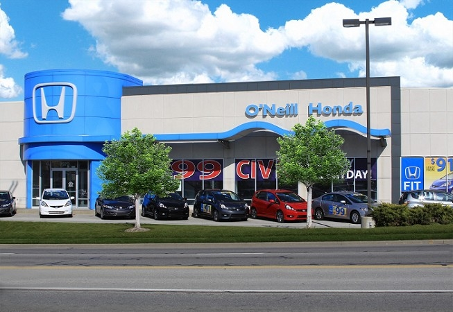 O'Neill Honda is located in Overland Park, Kansas, just outside of Kansas City, Kansas, and specializes in new and used car sales. The dealership also provides auto repair and maintenance services year-round. Other available specials include a free brake inspection, free battery test and alignment.