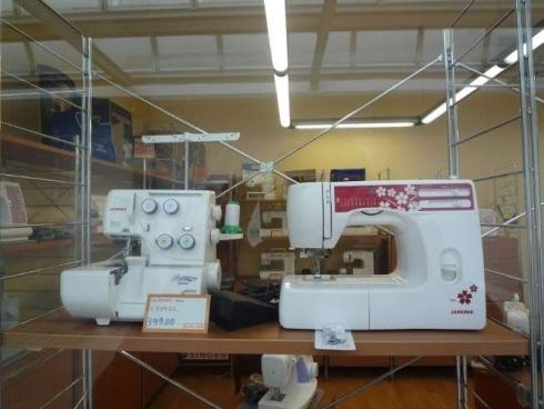 Macchine da Cucire Vetri Silvano
