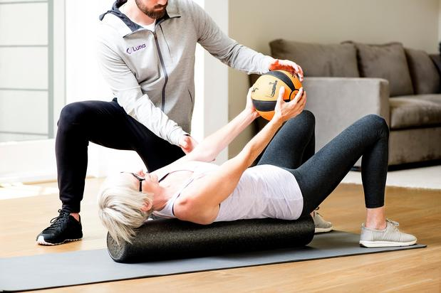 Images Luna Physical Therapy