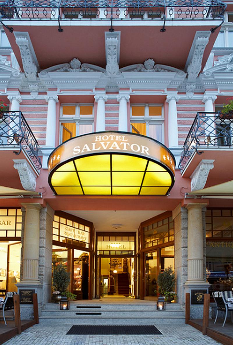 Hotel Salvator****