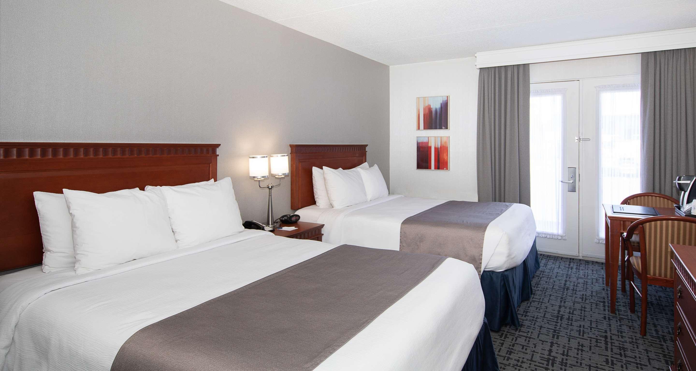 Best Western Hotel Brossard à Brossard: Standard 2 Queen bed