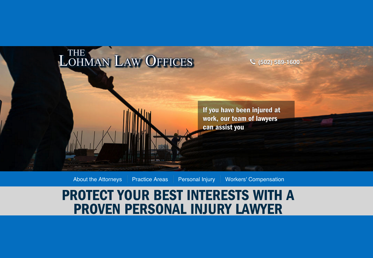 Personal Injury Law Offices Near Me