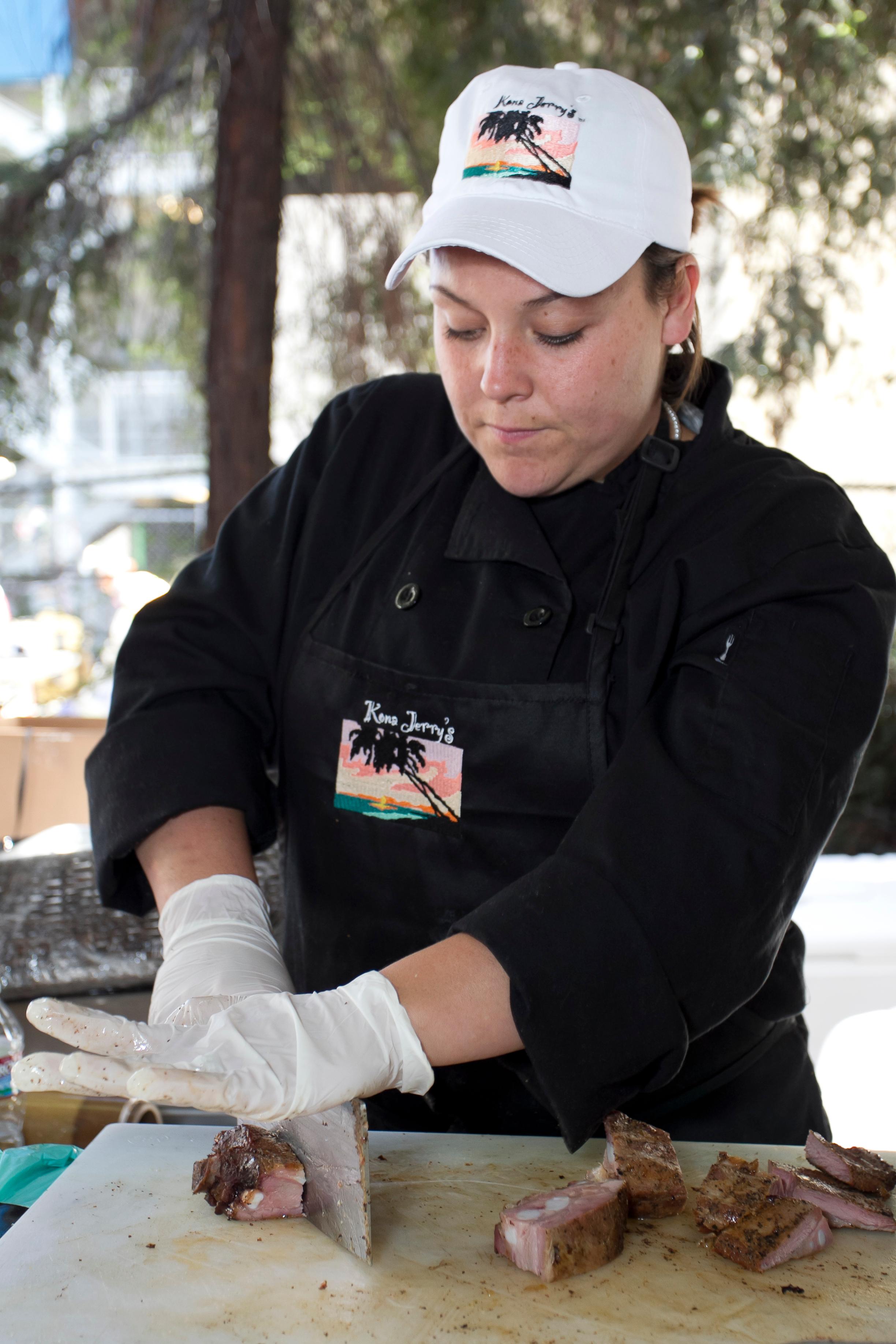 Kona Jerry's BBQ Catering
