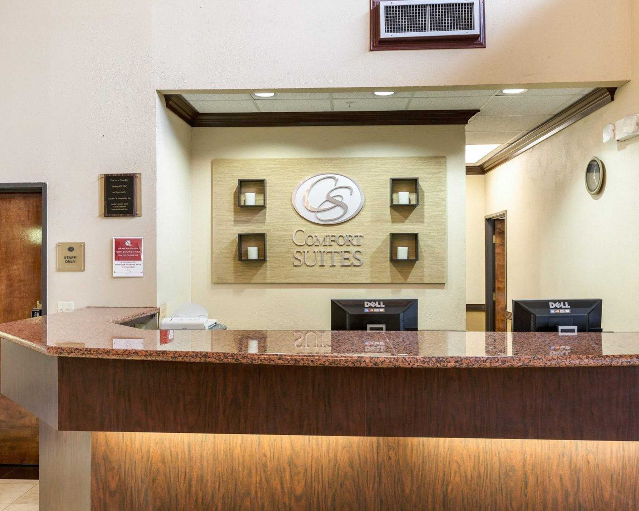 Comfort Suites Bush Intercontinental Airport Houston