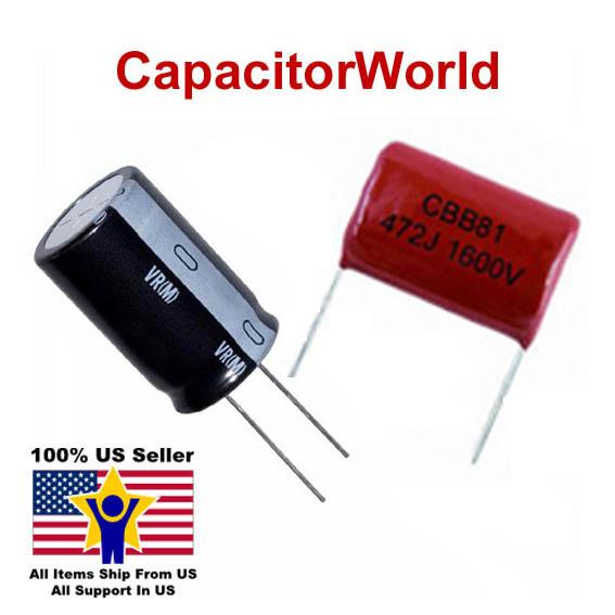 Capacitor World