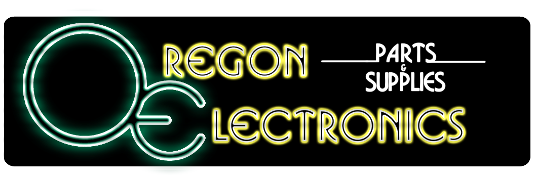 Electronic parts in Beaverton, Eugene, Portland area.