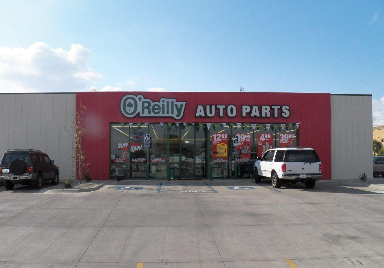 o 39 reilly auto parts in bakersfield ca 93308. Black Bedroom Furniture Sets. Home Design Ideas