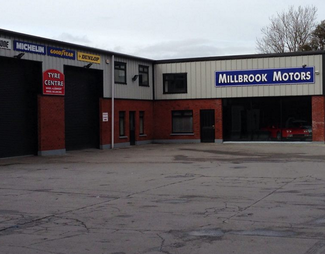 Millbrook Motors