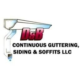 Roofing Contractor in IN Martinsville 46151 D & B Continuous Guttering 5573 North Holman Drive  (317)885-8915