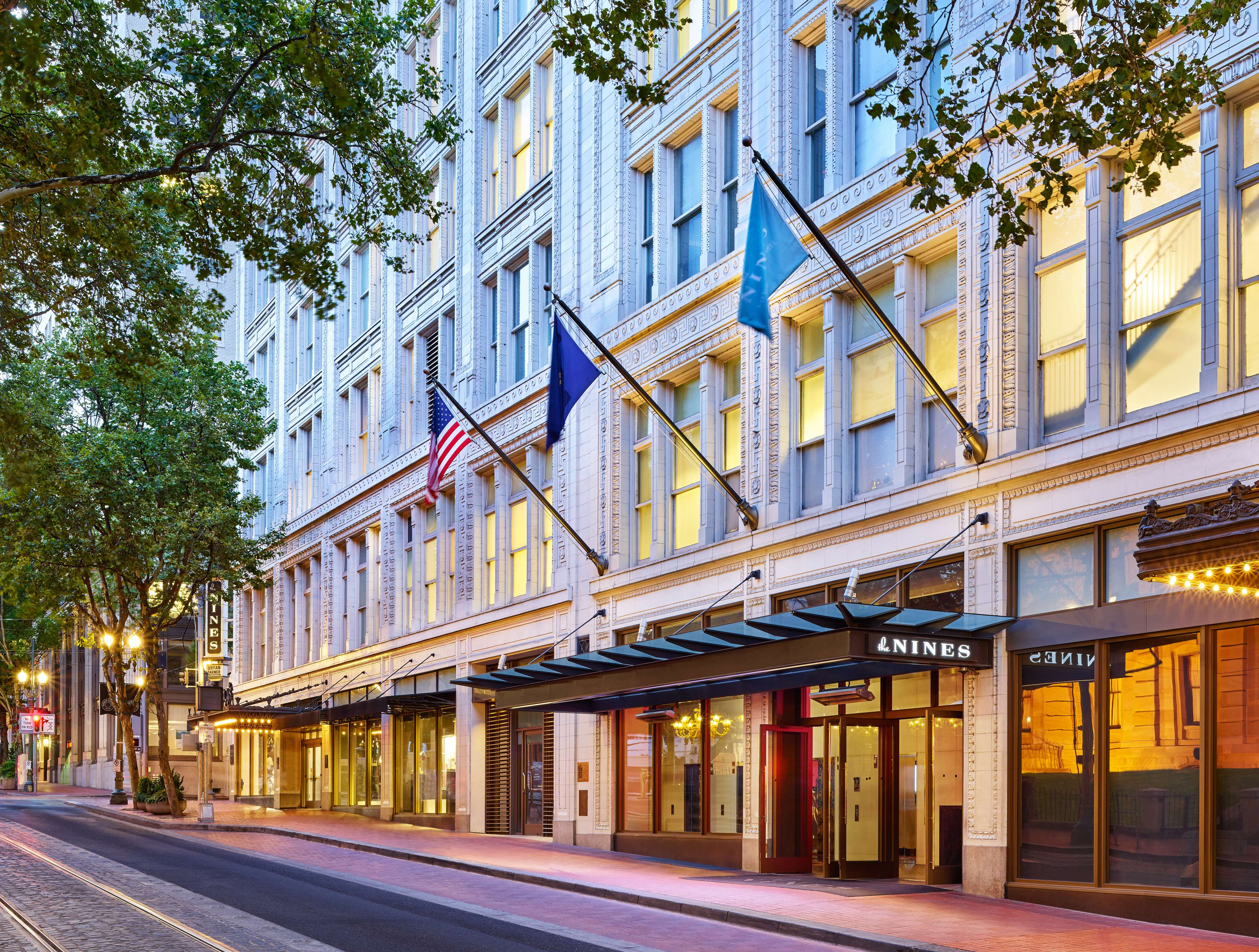 The nines a luxury collection hotel portland coupons for Posh hotels near me