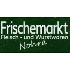 """Fleisch- und Wurstwaren Nohra """"Frischemarkt"""""""