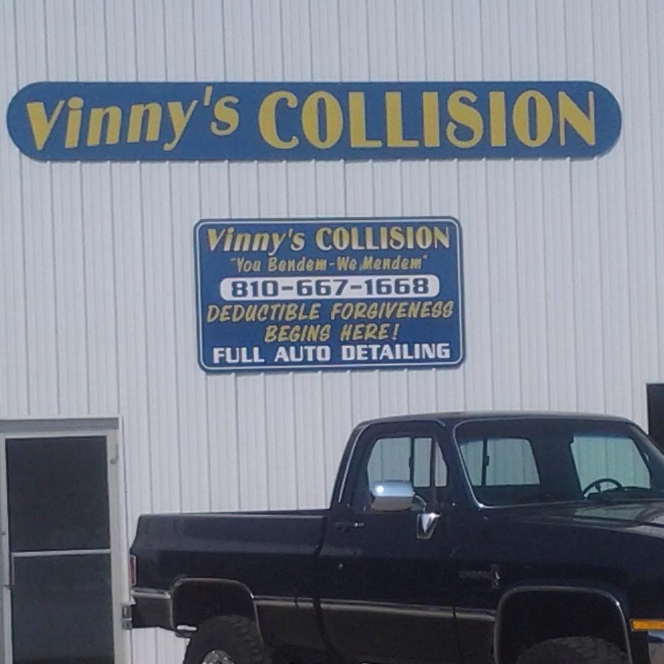 Vinny's Collision