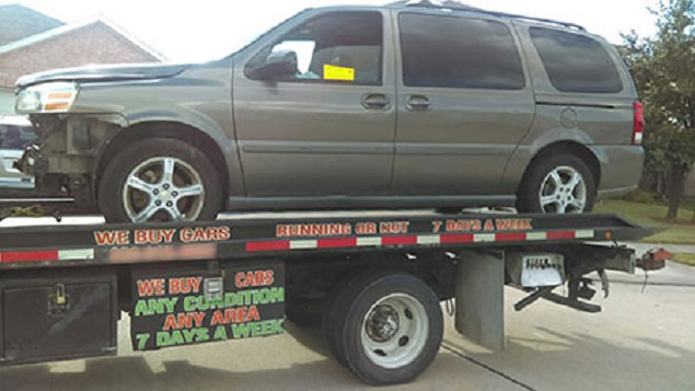 Are You Trying To Get Rid Of A Damaged Vehicle? Great, Zeus Cash For Junk Cars is at your service. Please call 832 516 3533 for more info.