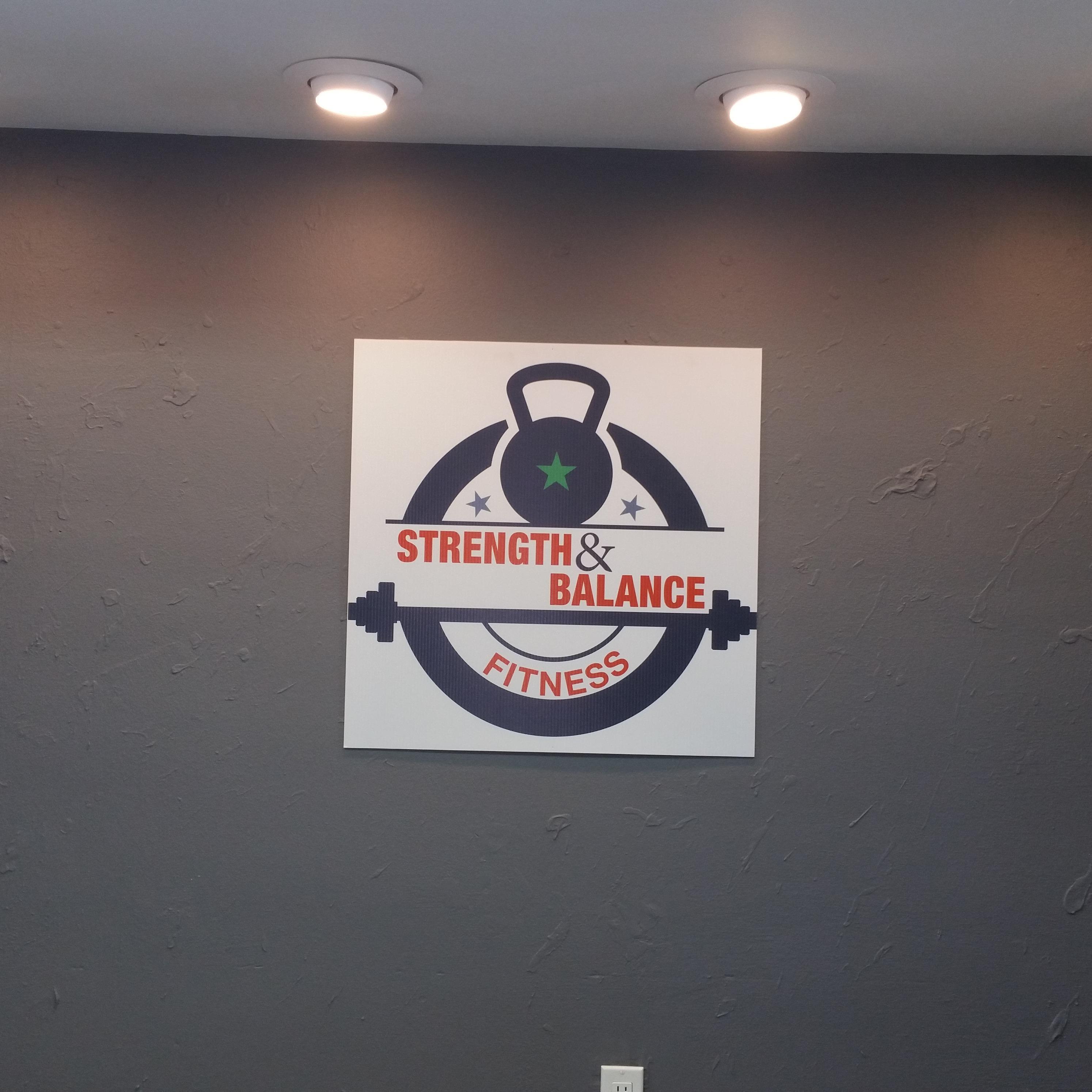 Strength and Balance Fitness