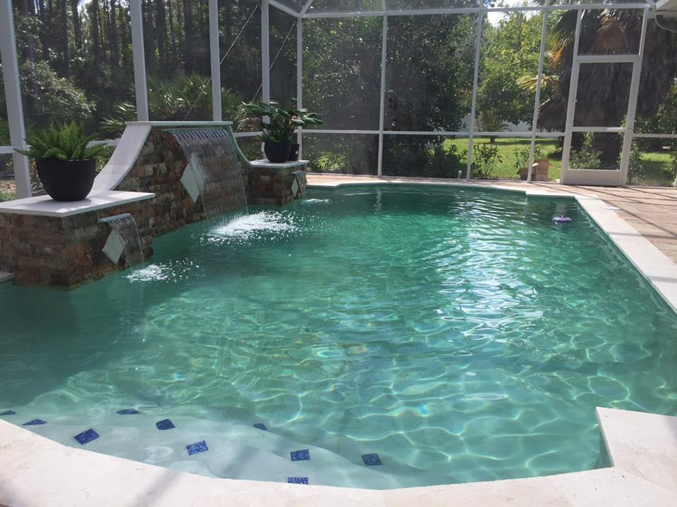 Agua Pools And Spas Holly Hill Florida Fl