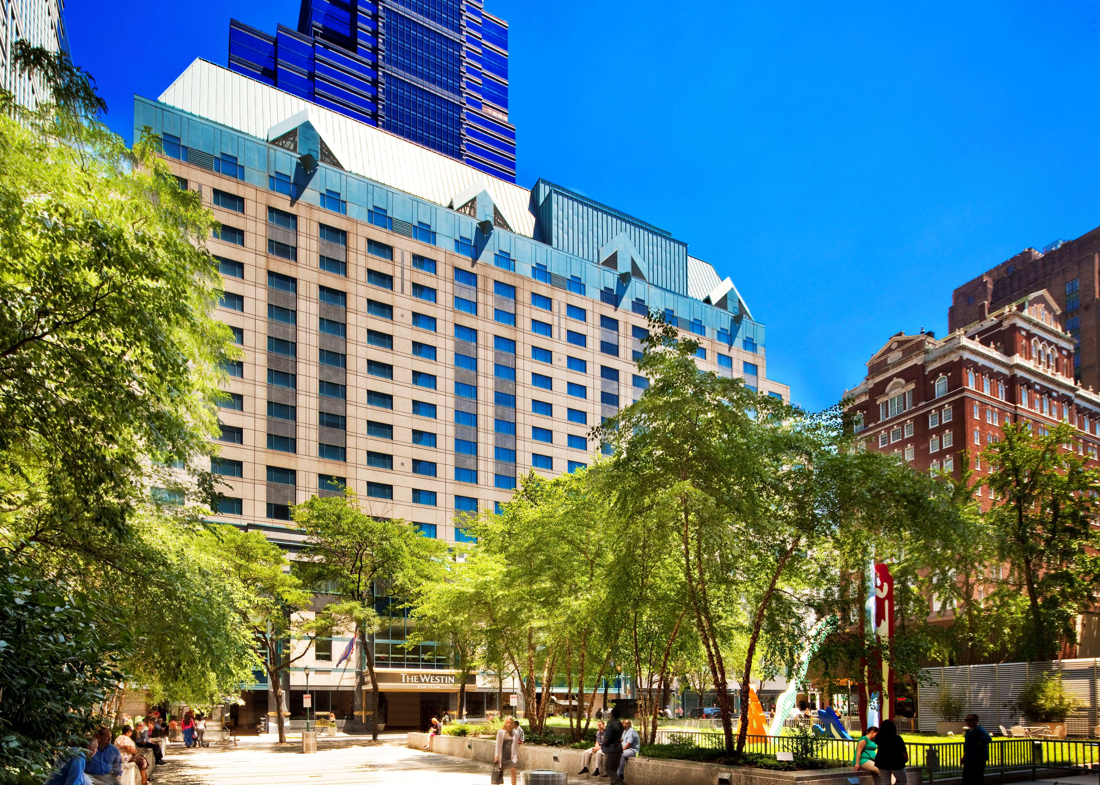 Westin Deals Designed To Leave You Feeling Better Than Ever Wonder Awaits With Westin Family With the Westin Family Package, you can enjoy up to 50% off your second room with connecting rooms based on availability.
