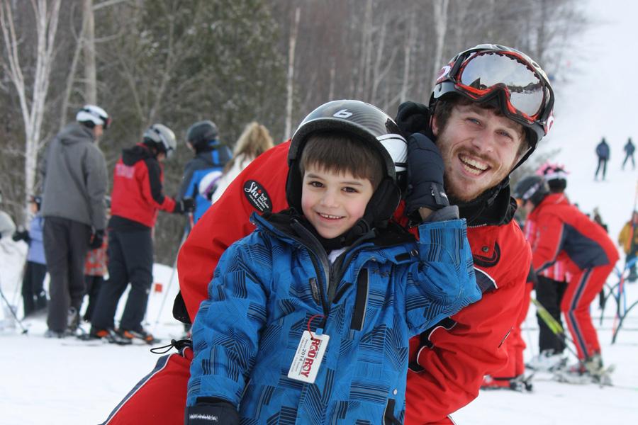 Rod Roy Ski School à Pierrefonds: Ski Rod Roy