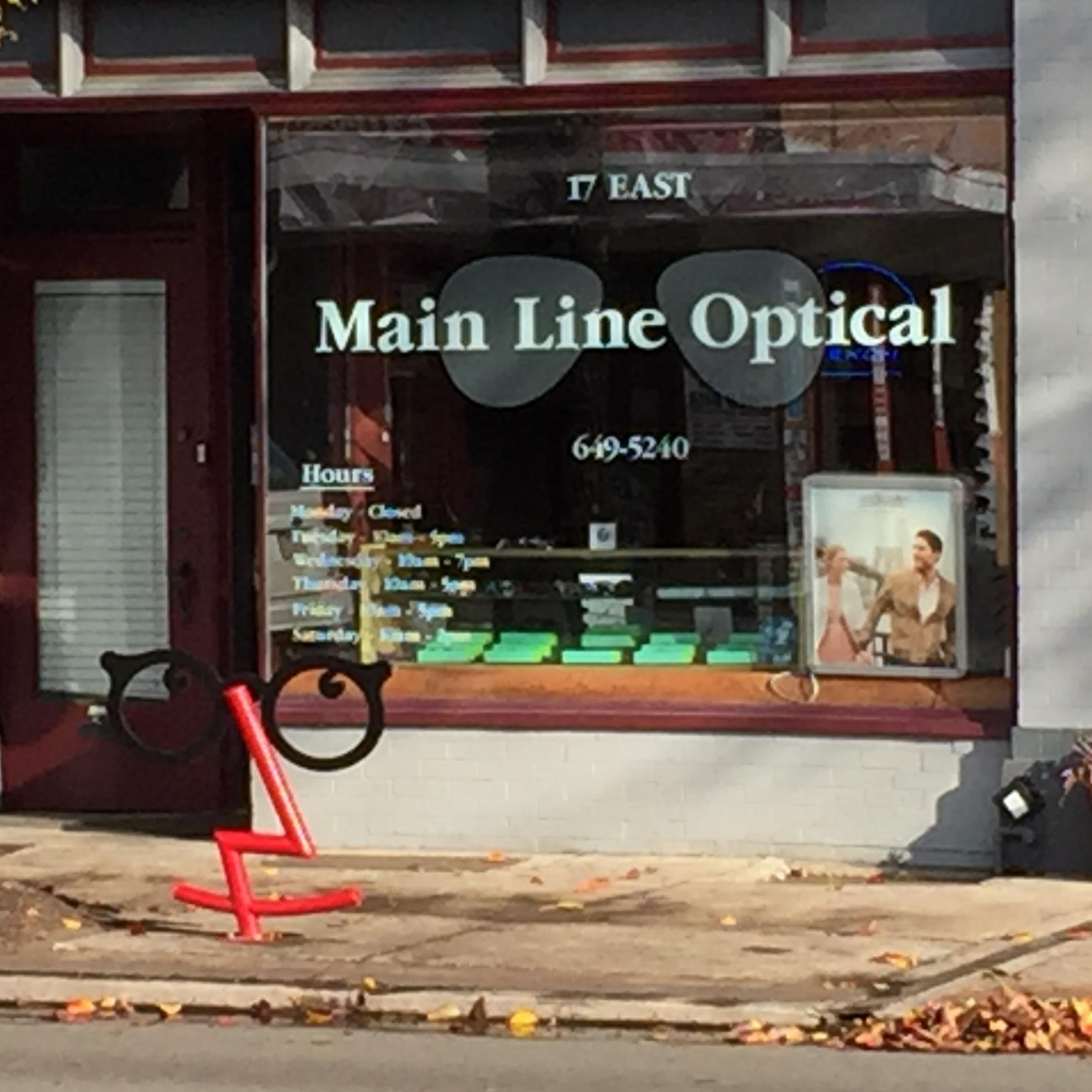 Mainline Optical - ardmore, PA - Opticians