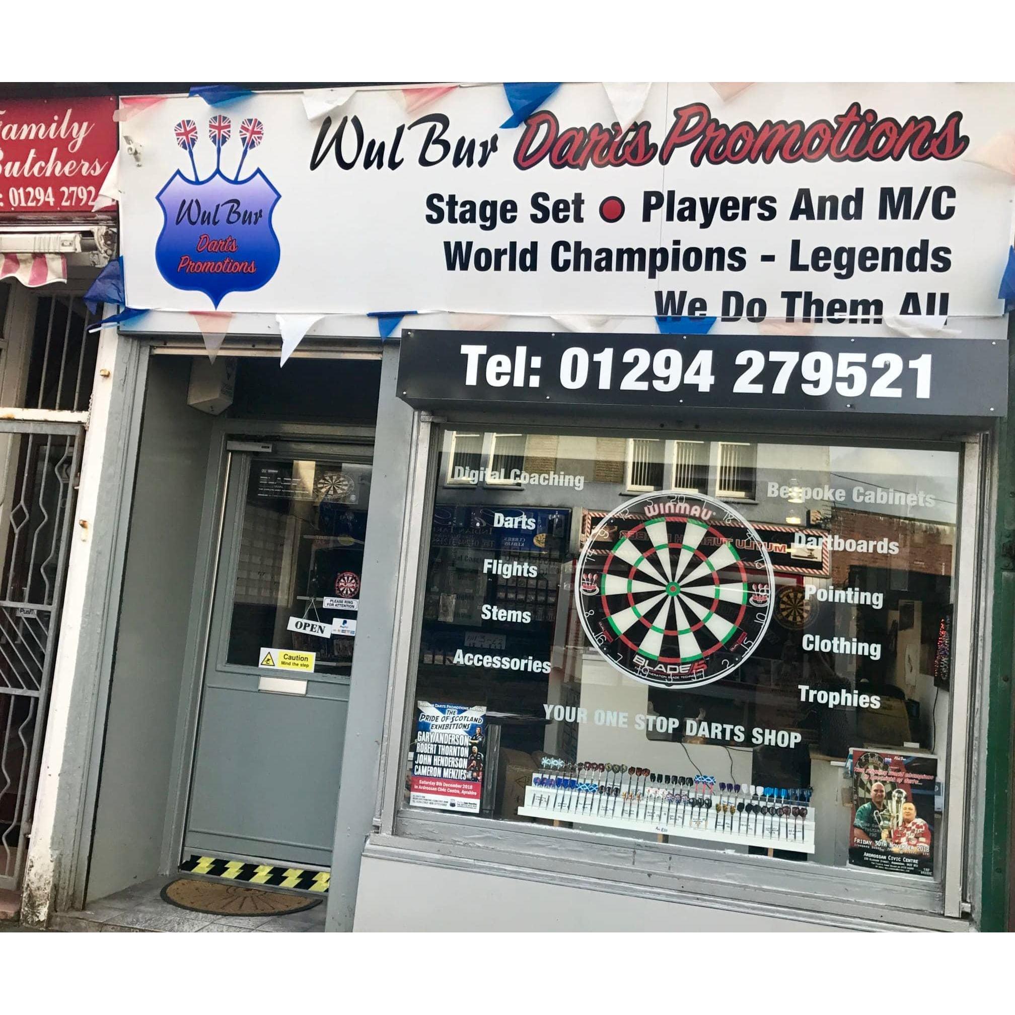 WulBur Darts Promotions - Irvine, Ayrshire KA12 0AD - 01294 279521 | ShowMeLocal.com