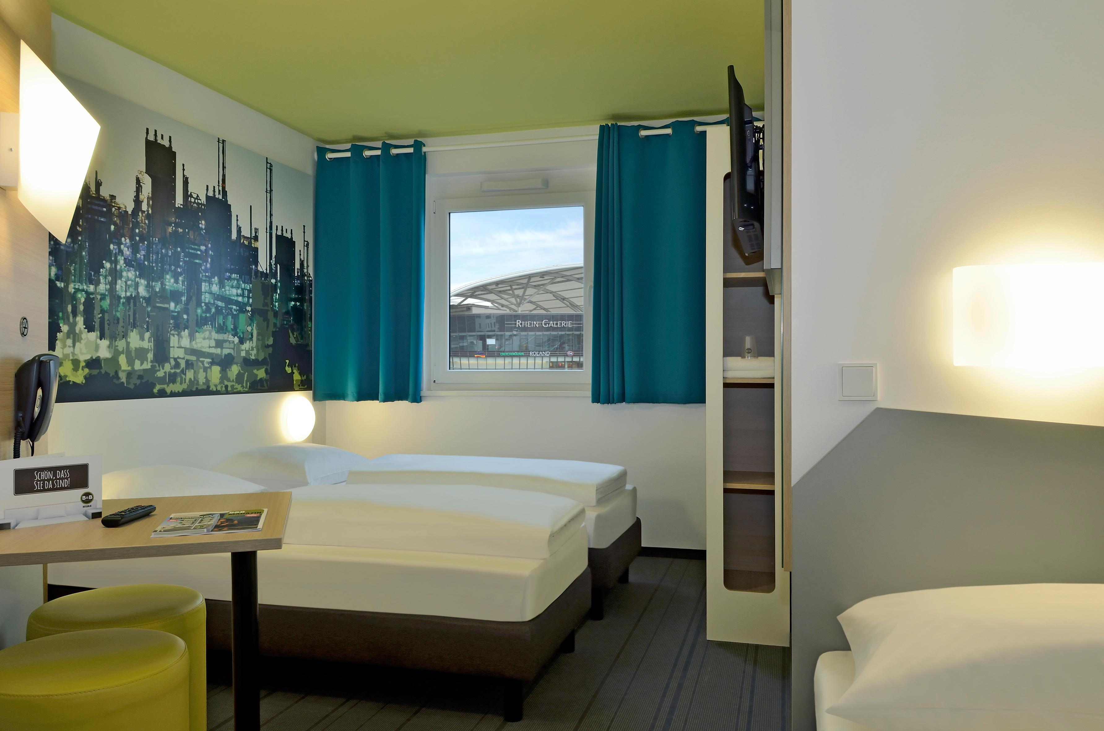 B&B Hotel Ludwigshafen