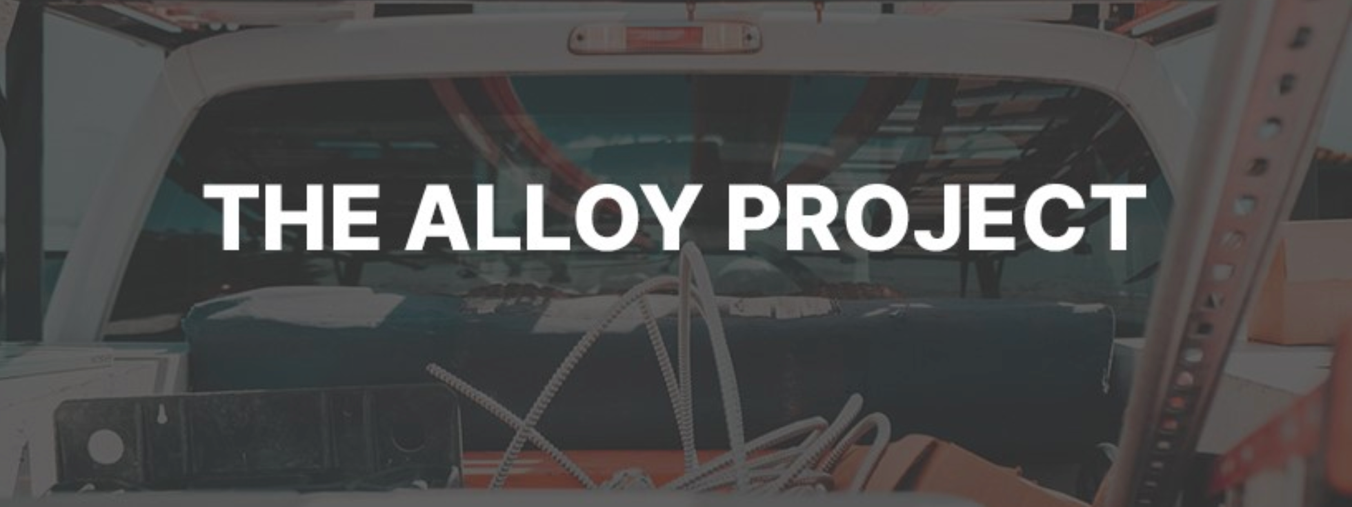 The Alloy Project