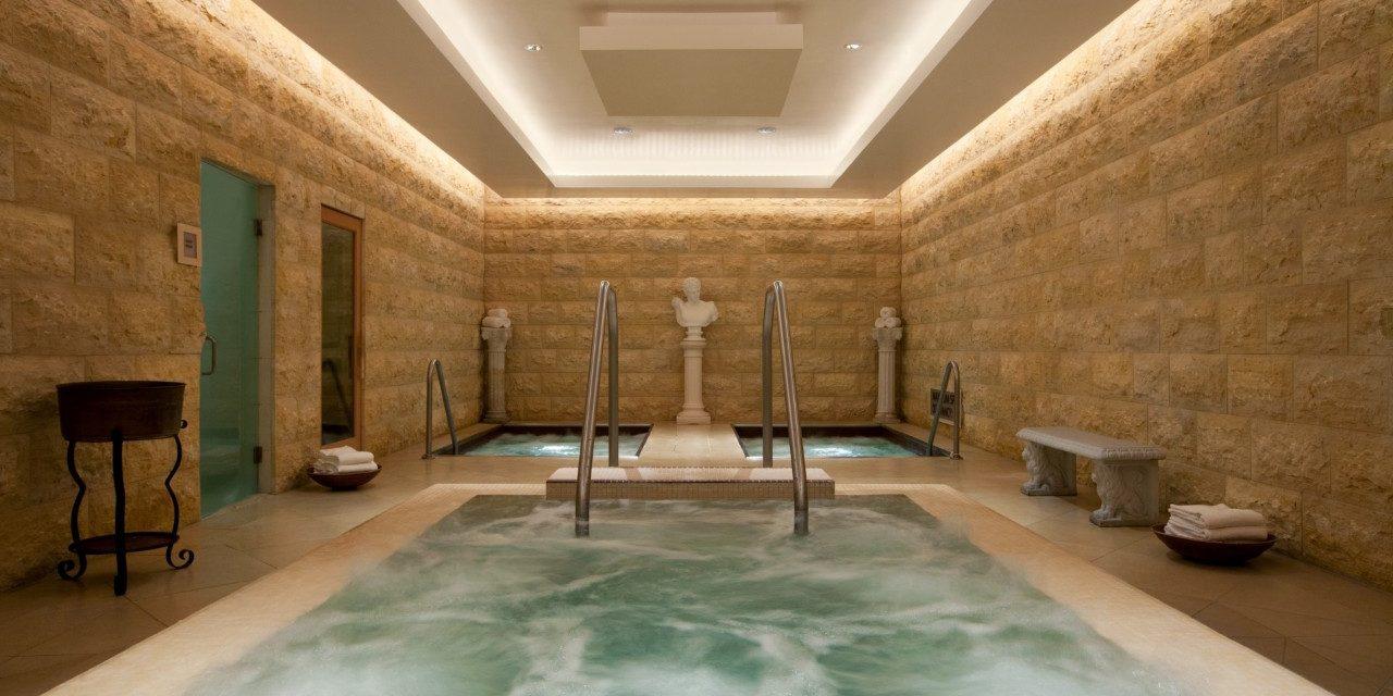 Qua Baths And Spa at Caesars Atlantic City
