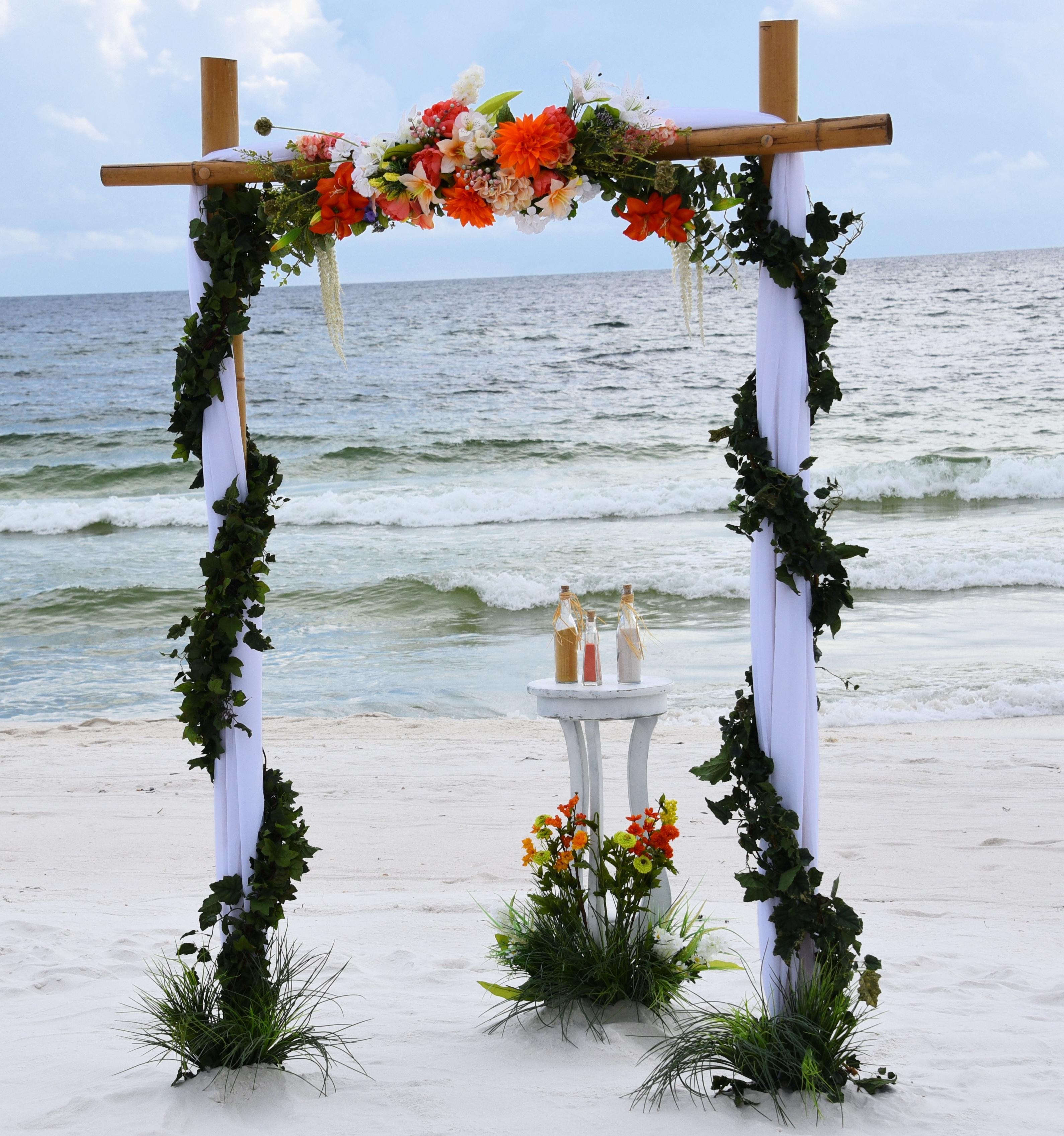 Tropical Beach Weddings Florida LLC - Mary Esther, FL 32569 - (850)496-2633   ShowMeLocal.com